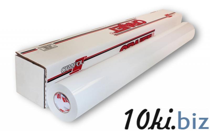 Самоклеящаяся пленка для сольвентной печати Orajet 3640 белая Интерьерные наклейки в Бресте