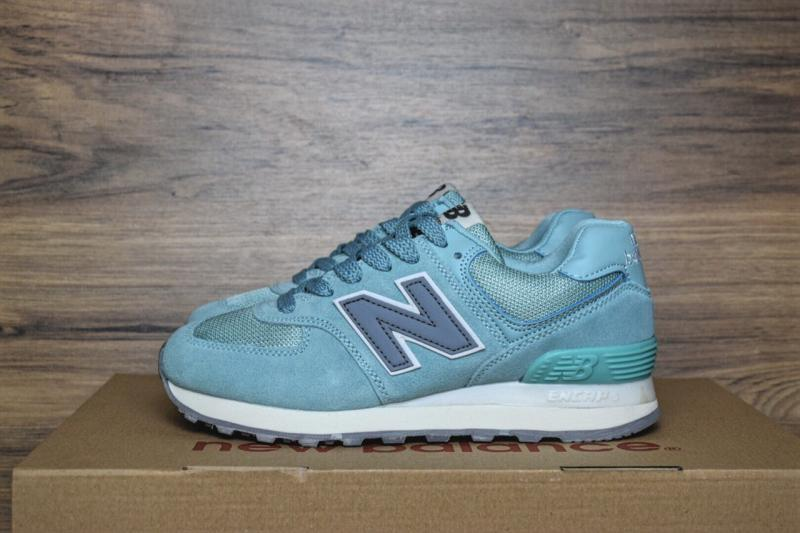 New Balance 574 Mint Gray (36-40)