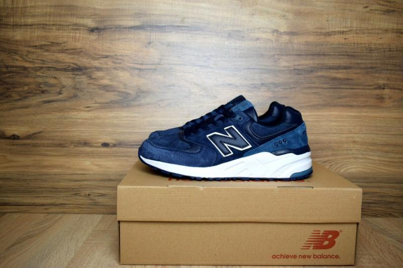 Фото  New Balance 999 Blue White (41-46)
