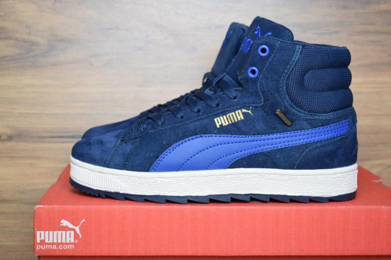 Puma Suede Blue (37-41)