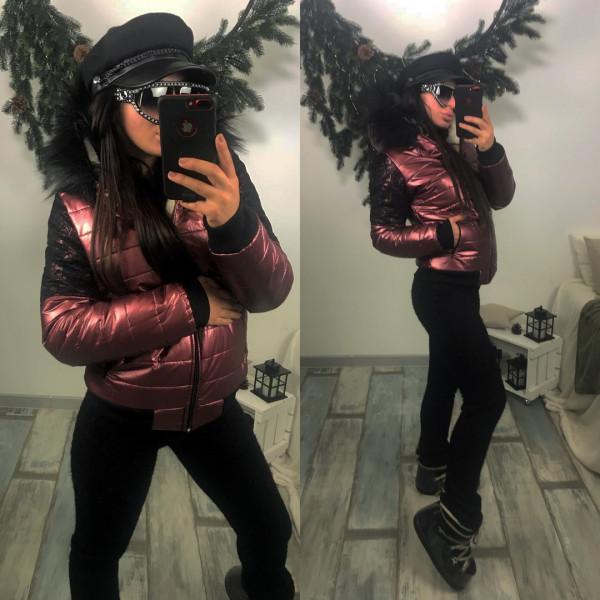 Теплый спортивный костюм Leylaa