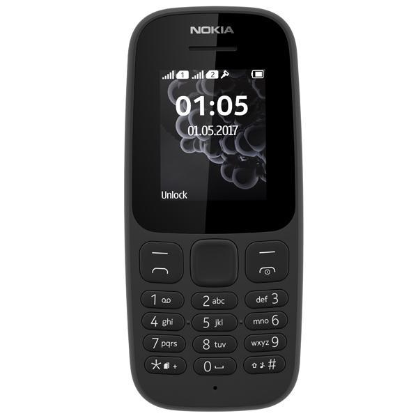 Мобильный телефон Nokia 105 DS Black