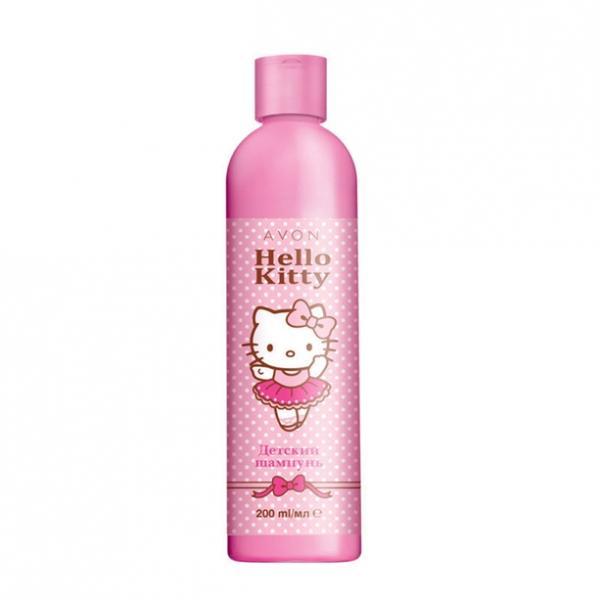 Дитячий шампунь Avon Hello Kitty (200 мл)