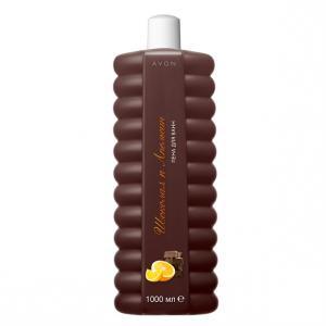 Фото Пена для ванн, 1000 мл Піна для ванни «Шоколад і апельсин», 1000 мл