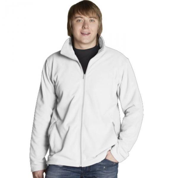 Толстовка мужская StanSoft, размер 56, белый 200 г/м 21