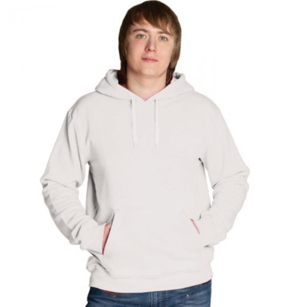 Толстовка мужская StanFreedom, размер 46, цвет белый 280 г/м 20