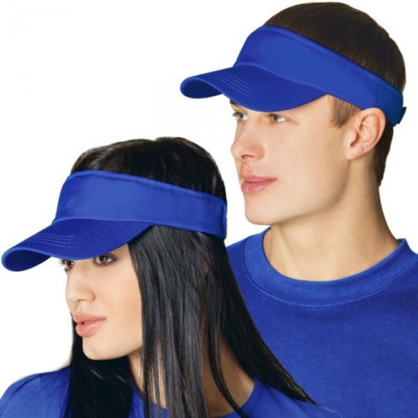 Козырек StanFresh, one size, цвет синий 150 г/м 25