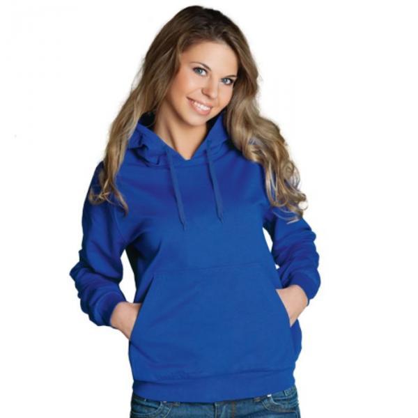 Толстовка женская StanFreedom, размер 50, цвет синий 280 г/м 20W