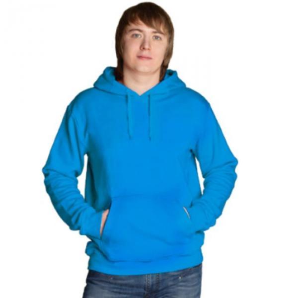 Толстовка мужская StanFreedom, размер 54, цвет лазурный 280 г/м 20