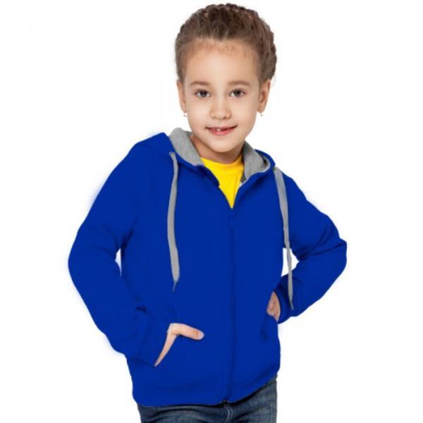 Толстовка детская StanStyleJunior, 12 лет, цвет синий 280 г/м 17J