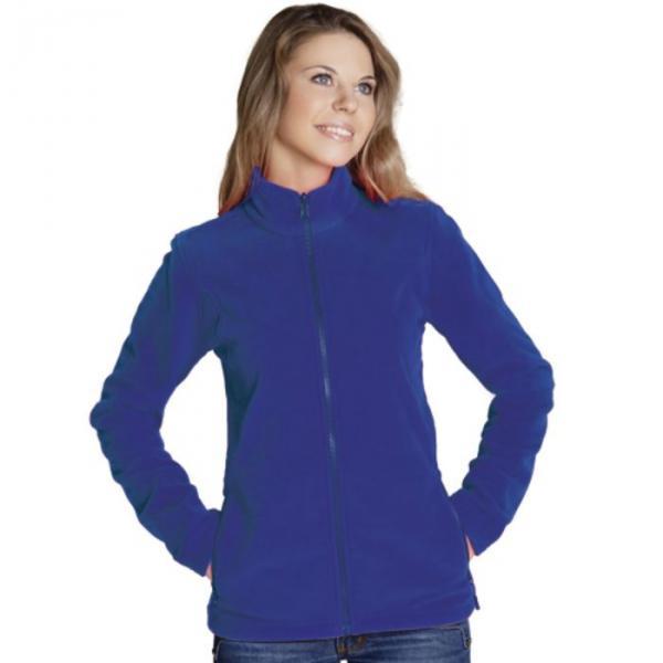 Толстовка женская StanSoft, размер 46, цвет синий 200 г/м 21W