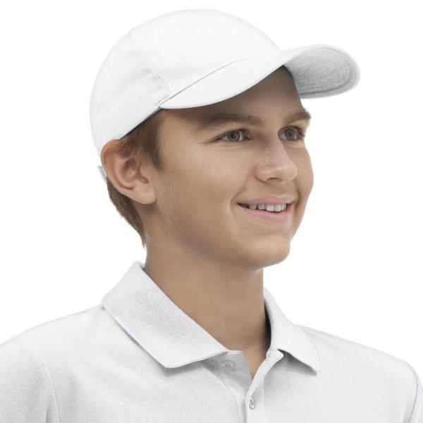 Бейсболка StanClassic Junior, one size, цвет белый 150 г/м 10J