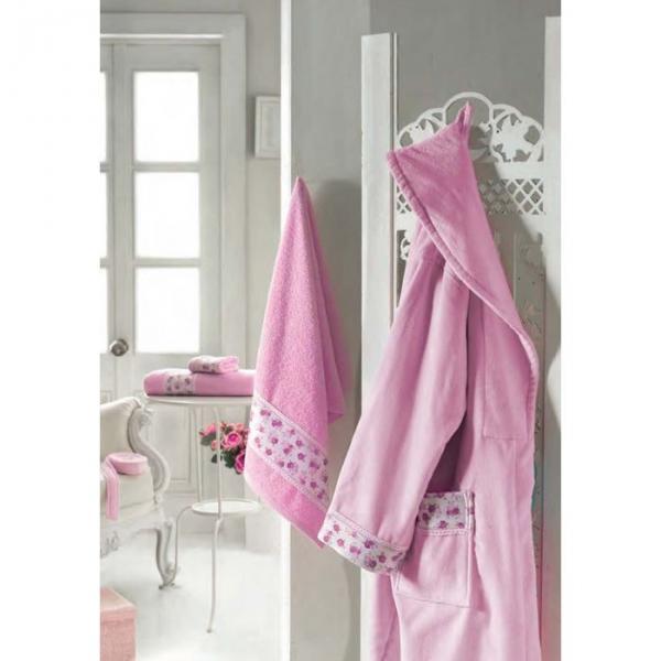 Махровый халат женский Lia, размер L/XL  51835hL/XL-26