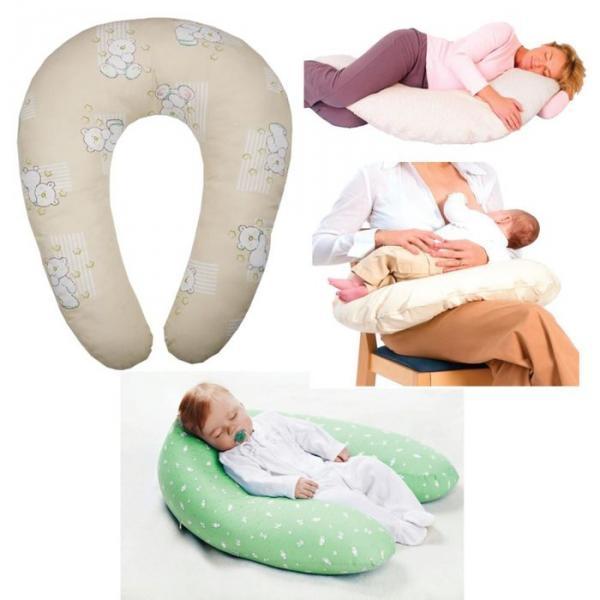Многофункциональная подушка Comfy Baby, размер 60х85 см 111060190-10