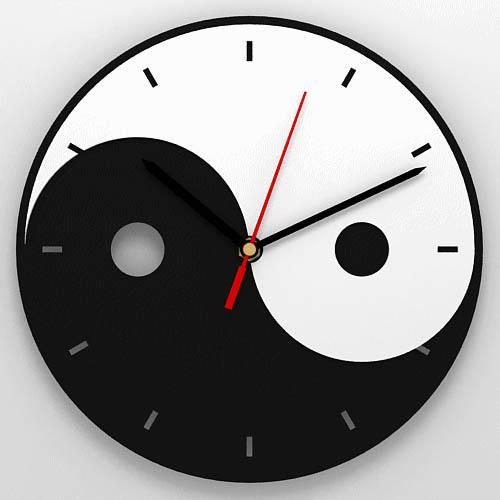 Декоративные часы ИньЯнь