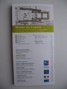 Фото Афиши (театр, цирк, кино, спортивные, музеи ...) Музей Лувр