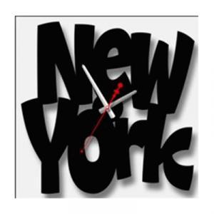 Фото  Настенные часы NewYork