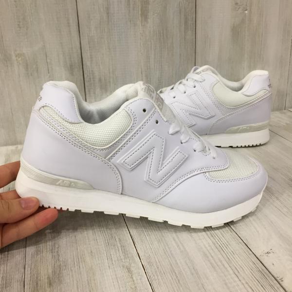 Кроссовки женские New Balance белые