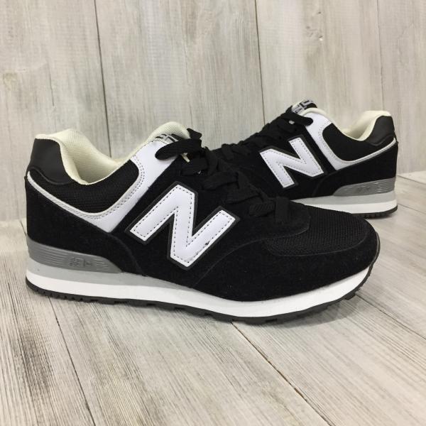 Кроссовки женские New Balance черные