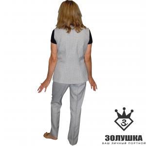 Фото Женская одежда Жилет + брюки