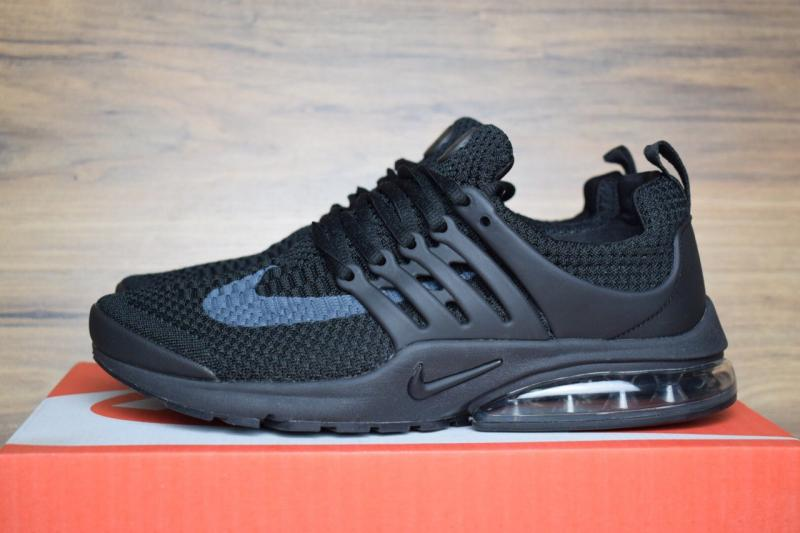 Nike Air Presto Black Gray (41-45)