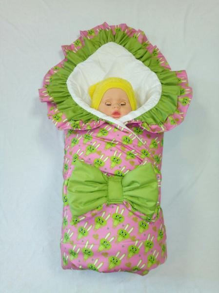 Одеяло на выписку зимнее