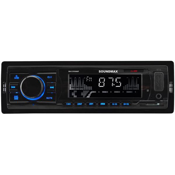 Автомагнитола Soundmax SM-CCR3065F