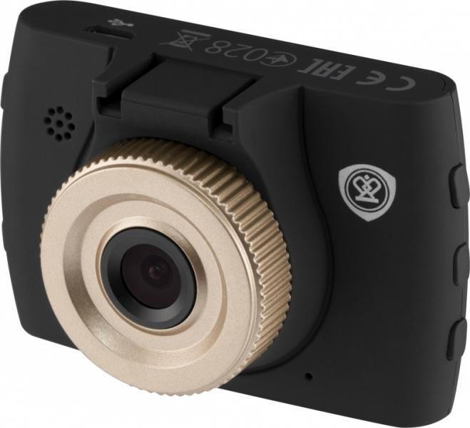 Видеорегистратор Prestigio RoadRunner 130 (черный)