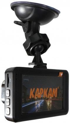 Видеорегистратор Каркам F1 (черный)