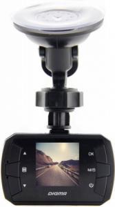 Фото Автомобильная электроника, Видеорегистраторы Видеорегистратор Digma FreeDrive 105 (черный)