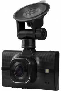 Фото Автомобильная электроника, Видеорегистраторы Видеорегистратор Prestigio RoadRunner 330i (черный)