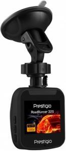 Фото Автомобильная электроника, Видеорегистраторы Видеорегистратор Prestigio RoadRunner 325 (черный)