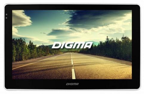 GPS-навигатор Digma AllDrive 500 (черный)