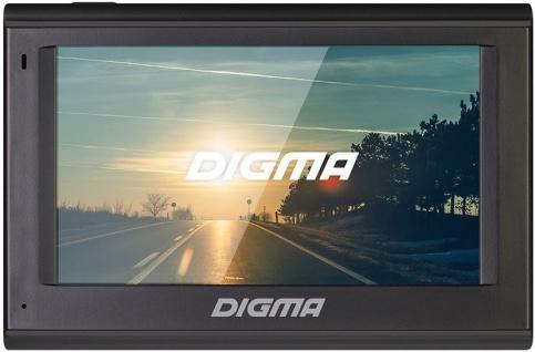 GPS-навигатор Digma ALLDRIVE 401 (черный)