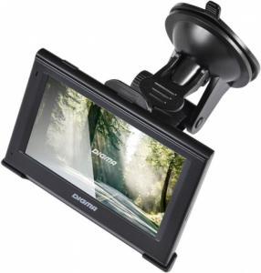 Фото Автомобильная электроника, GPS-навигаторы GPS-навигатор Digma ALLDRIVE 401 (черный)