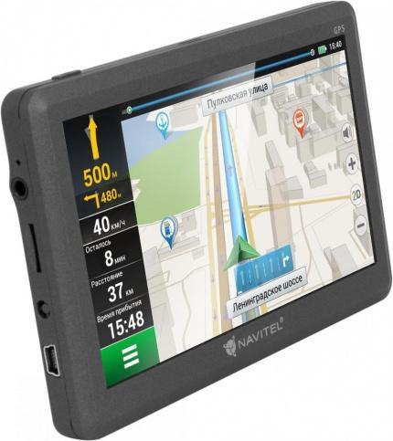 GPS-навигатор Navitel C500 (черный)