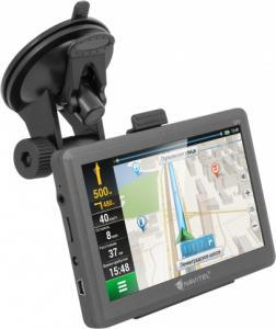 Фото Автомобильная электроника, GPS-навигаторы GPS-навигатор Navitel C500 (черный)