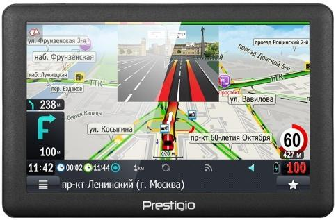 GPS-навигатор Prestigio GeoVision 5066 Progorod