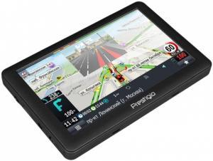 Фото Автомобильная электроника, GPS-навигаторы GPS-навигатор Prestigio GeoVision 5066 Progorod