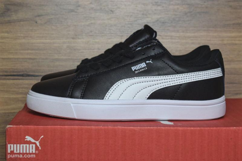 Puma X BTS Court Star Black White (36-40)