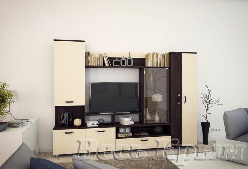 ДСВ мебель-Гостиная Майя-2 Стенки для гостиных в Крыму