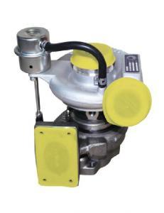 Фото  Турбокомпрессоры для двигателей Cummins