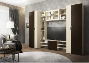 Фото  ДСВ мебель-Гостиная Майя-5