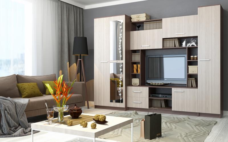 ДСВ мебель-Гостиная МАРТА - 11