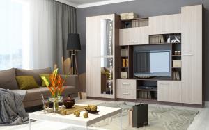 Фото  ДСВ мебель-Гостиная МАРТА - 11