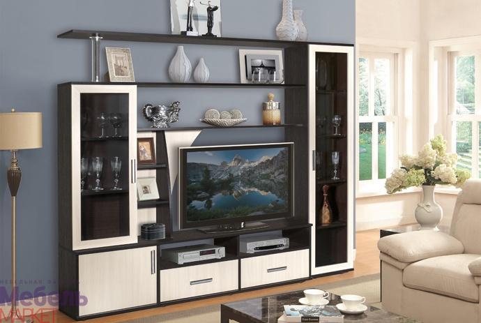 Гостиная ЭРИКА(Маркет мебель)