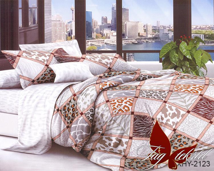 Фото ПОСТЕЛЬНОЕ БЕЛЬЕ, поликоттон 3D Комплект постельного белья XHY2123