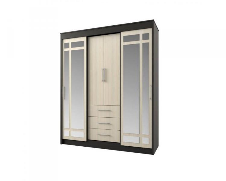 Шкаф-купе Фортуна  1,70м(ДСВ мебель)