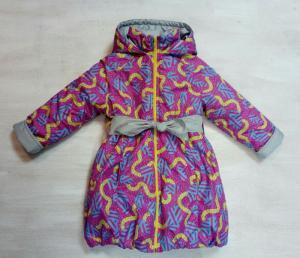 Фото Куртки деми Пальто для девочки