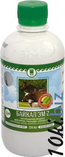 """Продукт натуральный  """"Байкал ЭМ-2"""" для коров, свиней, лошадей Витаминные и пищевые добавки для животных в Самаре"""